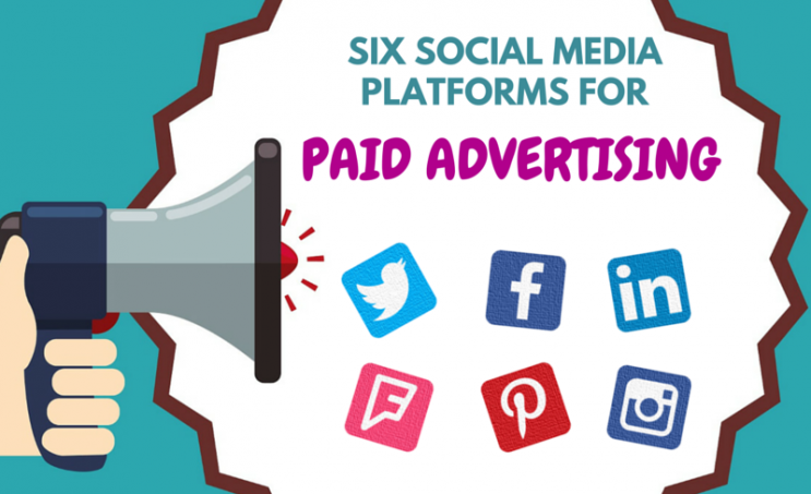Six Social Media Platforms for Paid Advertising Main Image