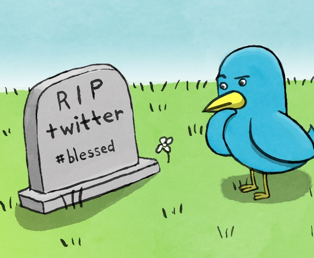 Twitter Dying