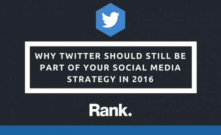 Why Twitter Should Still be Part of Your Social Media Marketing