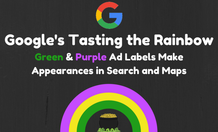 Google's Tasting the Rainbow and Testing New Colours