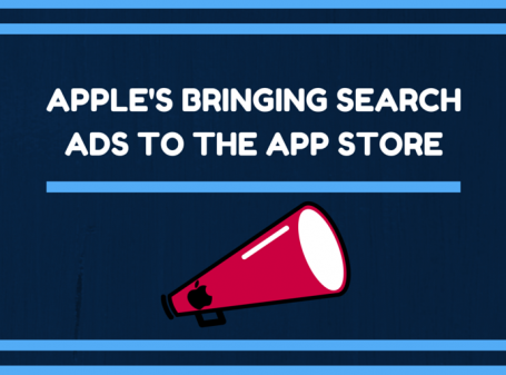 Apple's Bringing Search Ads to the App Store