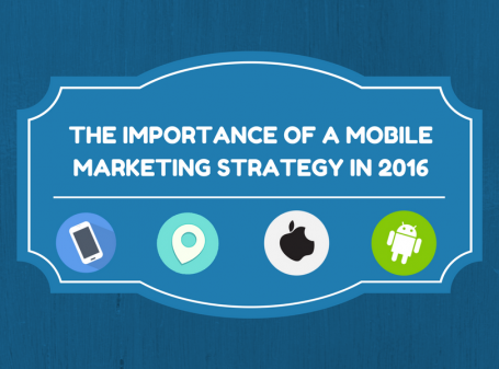 The Importance of a Mobile Marketing Strategy in 2016