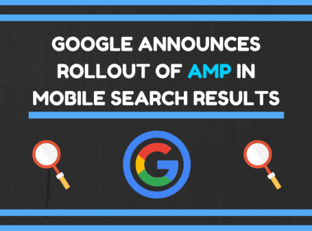 Google Announces Rollout of AMP in Mobile Search Results