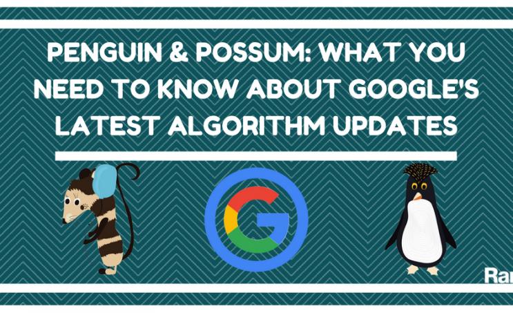 Penguin and Possum Algorithm Updates