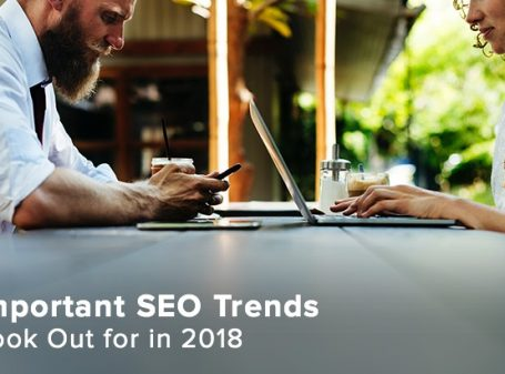 Five Important SEO Trends to Look Out for in 2018