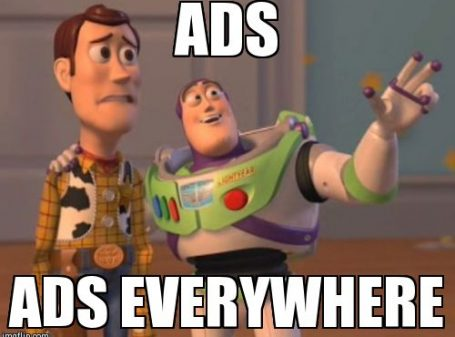 Ads Everywhere