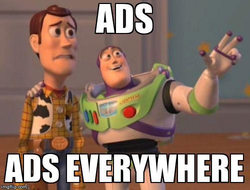 Ads Everywhere