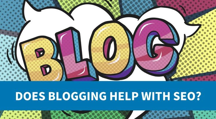 Does Blogging Help with SEO