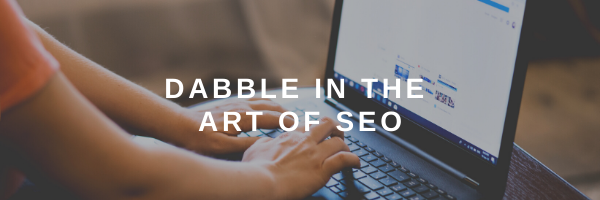 Dabble in the are of Real Estate SEO